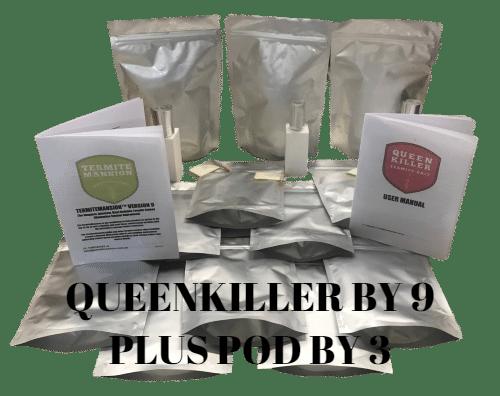 QueenKiller with pod